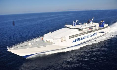 P And O Greek Islands Cruise