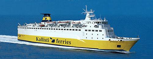 Kallisti Ferries - Sardinia Vera