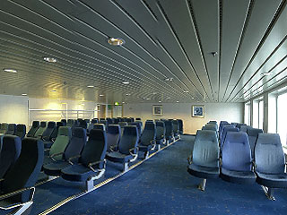 2 4 Beds Cabins And Air Type Seats On Minoan Lines