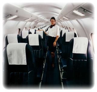 Sky Express Fleet Info Cabin